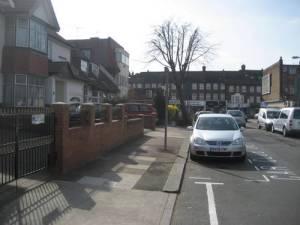 cairnfield street car