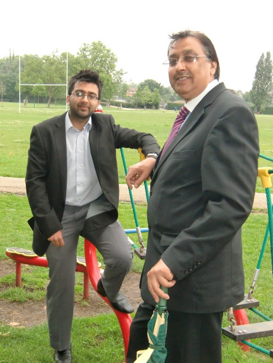 New play area at Gladstone Park