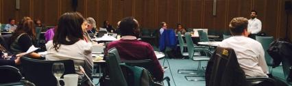 Presenting on Public Health