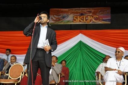 Speaking at SKLPC
