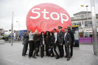 Stoptober in Wembley
