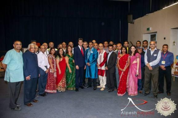 With Ed Miliband at SKLPC