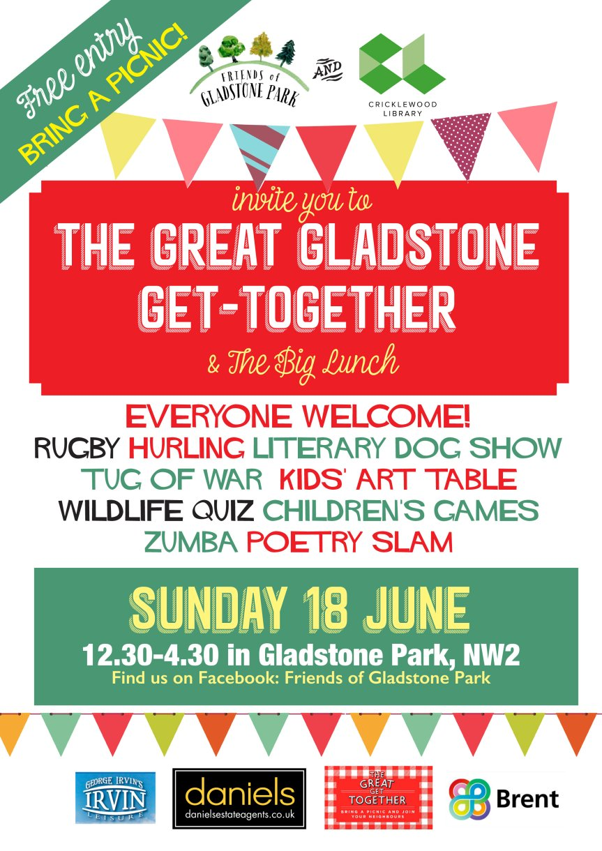 Great Gladstone Get-Together